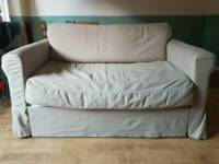 Ikea pull out sofa bed (Double)