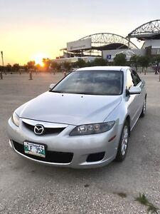 2007 Safetied Mazda 6