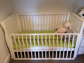 Cot bed from kiddicare