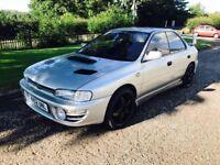 K reg Subaru wrx import £1195