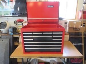 NEW PRICE !!!!  SEARS CRAFTSMAN 12 Drawer Heavy Duty Tool Box