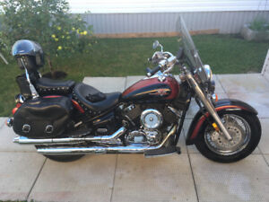 Yamaha V Star 1100 Classic 2002 - Excellent Condition!!!