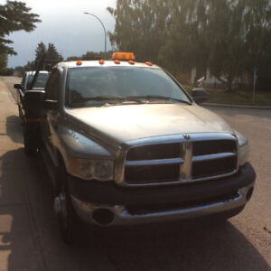 2002 Dodge 3500 Pickup Truck rebuilt from 2007 chassis.