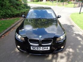 2008 BMW 3 Series 2.0 320i M Sport 2dr COUPE [2 OWNERS+LONG MOT+FSH+WARRANTY]