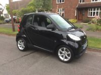 SMART FORTWO PULSE AUTO 2009 SEVICE HISTORY VIRTUALLY IMMACULATE