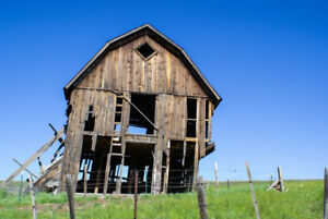 Got an old Barn? Make money with it!