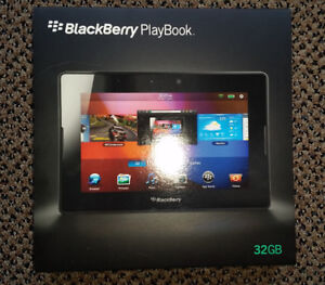 "Blackberry PlayBook 32GB 7"" Tablet like new in box"