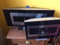 PHILIPS STREAMIUM CENTRE WC7000 AND SATELLITE STATION WS7000 ALL LEADS AND BOOK