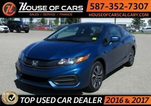 2014 Honda Civic EX/ Bluetooth / SunRoof