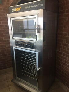 Used Equipment from a Subway and a Food Wholesaler For Sale