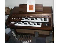 Yamaha Electone D-2B Electric Organ