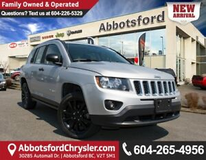 2014 Jeep Compass Sport/North Accident Free w/ Heated Leather...