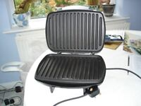 ELEVATION HEALTH GRILL (GEORGE FORMAN TYPE GRILL) 220-240 VOLTS, 1200-1400 WATTS