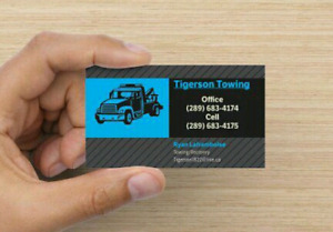 Cheap towing rates!