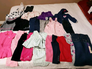 Clothing for 2-3 years old