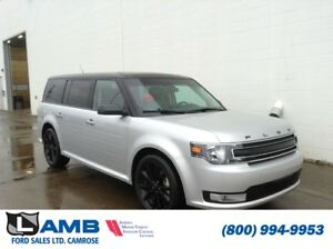 2016 Ford Flex SEL Appearance Pkg AWD 202A Moonroof Navigation