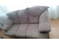 Sofa and two armchairs / good condition/ price to negotiation