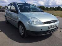 BARGAIN! Trade in to clear, Ford Fiesta, MOTD ready to go