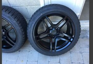 Winter tires and Rims 17inch