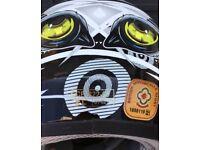 Motorcycle hard helmets