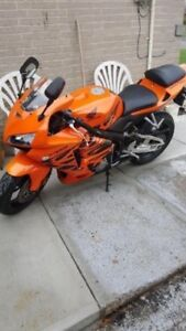 CBR 600RR in showroom condition!