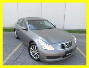 2007 INFINITI G35 *LEATHER,SUNROOF,LOADED,PRICED TO SELL!!!*