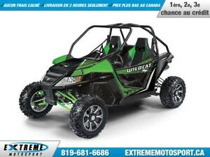 2018 Arctic Cat Wildcat X