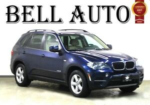 2011 BMW X5 XDRIVE35i NAVIGATION LEATHER PANOROOF