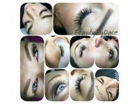 Eyelash extensions in Beeston