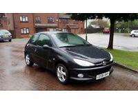 06 Peugeot 206 1.4 petrol // 1 owner, 57k!!, NEW MOT, 58mpg, many new parts!//