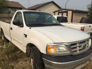 2002 2WD F150 LOW KMS!!! REDUCED!!  NEEDS GONE!!