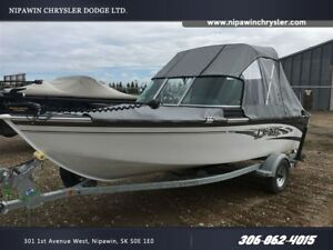 2017 lund boat co Rebel 1750 XS Sport