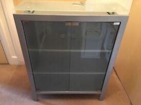 Avebury Modern CD/DVD Storage Unit - Excellent Condition