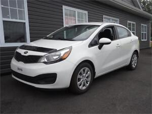 2014 Kia Rio LX, NEWMVI, LOW PAYMENTS!
