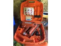 CAN DELIVER Serviced Paslode IM350 Nail Gun in Box & Nails
