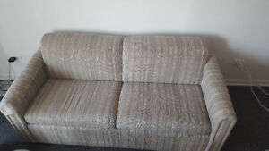 Moving Sale-Sofa Bed, Coffe & Dining Table, TV Bench (150$)
