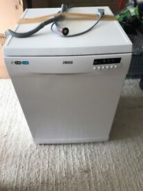 Zanussi Dishwasher For Sale - Excellent Condition