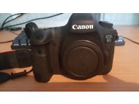 CANON EOS 6D WG 20MP DIGITAL SLR CAMERA BODY - Very Low Usage