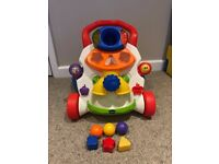 Chicco Baby Steps Activity Walker (9 Months+)