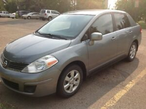 Only 78000km! 2007 NISSAN VERSA Sedan