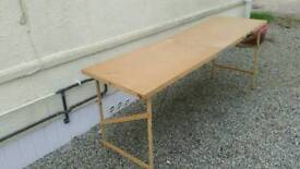 Pasting table