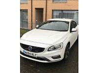 Volvo S60 , 2014, d4, white, full Volvo services history