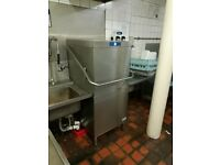 Hobart AMXX Series Dishwasher RRP: £10,000+