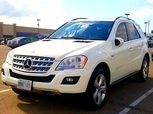 2010 Mercedes ML 350 DIESEL IMMACULATE CONDITION