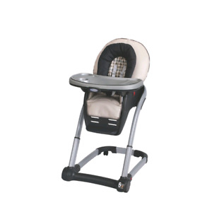 New in Box Graco Blossom 4-in-1 Convertible High Chair Seating