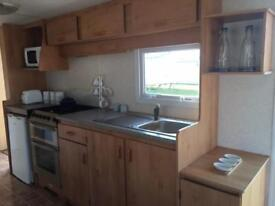 Static Caravan Whitstable Kent 2 Bedrooms 6 Berth Delta Santana 2009 Alberta