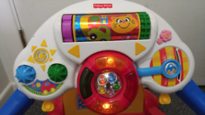 FISHER PRICE Musical Tummy Time Adventure!