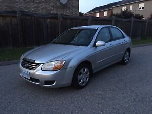 2008 Kia Spectra - Safety Included
