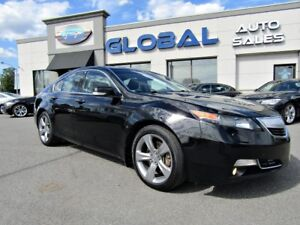 2013 Acura TL 6-Speed MT SH-AWD with Tech Package and HPT