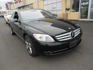 2007 Mercedes-Benz CL550 V8 Coupe (2 door)